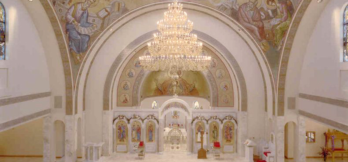 Annunciation Greek Orthodox Cathedral Corna Kokosing Construction Company